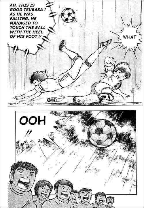 Captain Tsubasa, Chapter 32 image 003