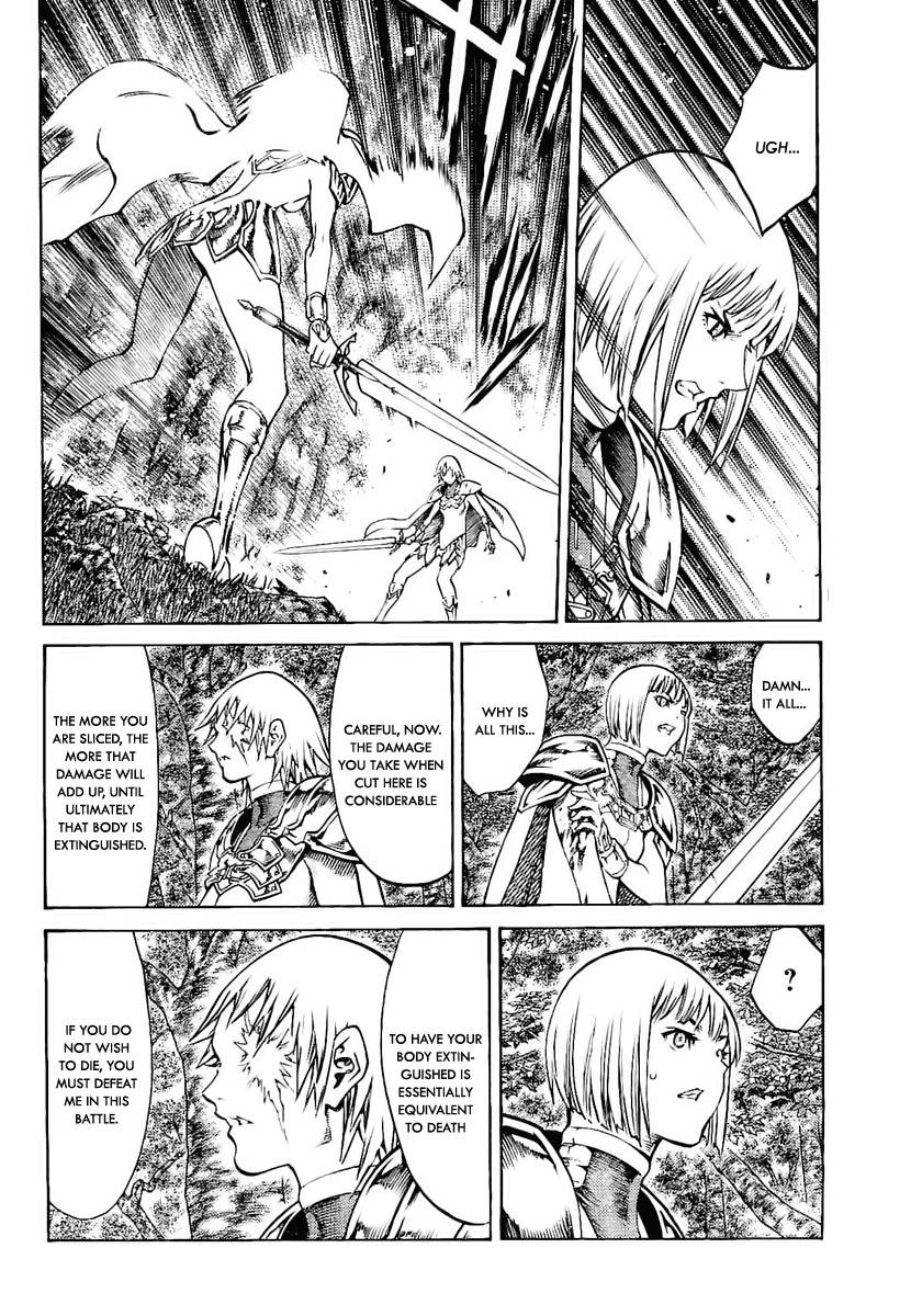 Claymore, Chapter 92 image 006