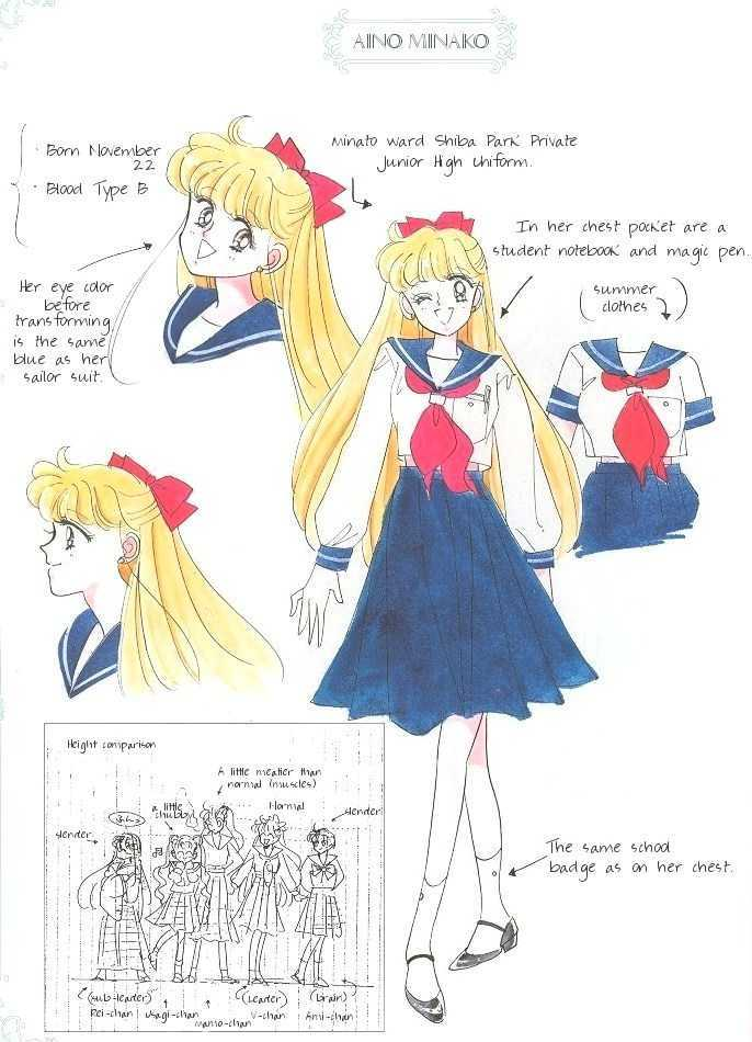 Sailor Moon, Cahpter 6 image 016