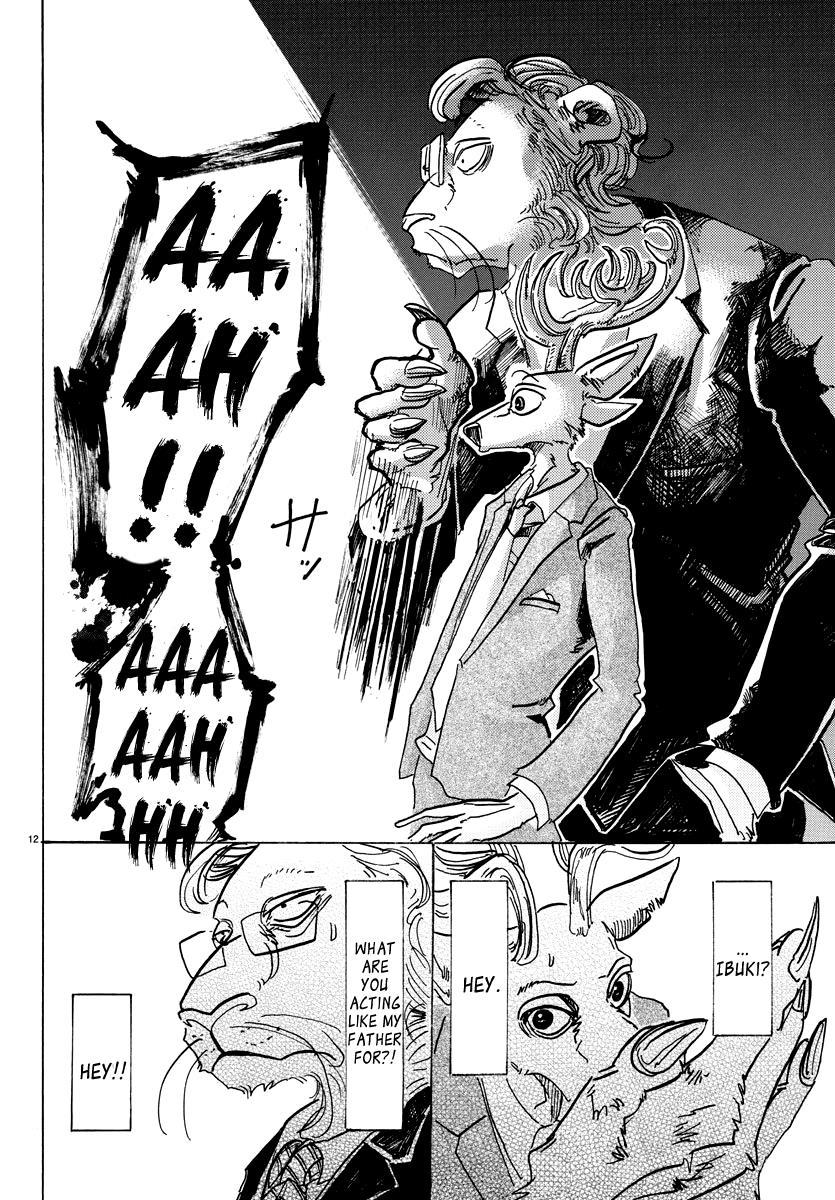 Beastars Manga, Chapter 80 image 013