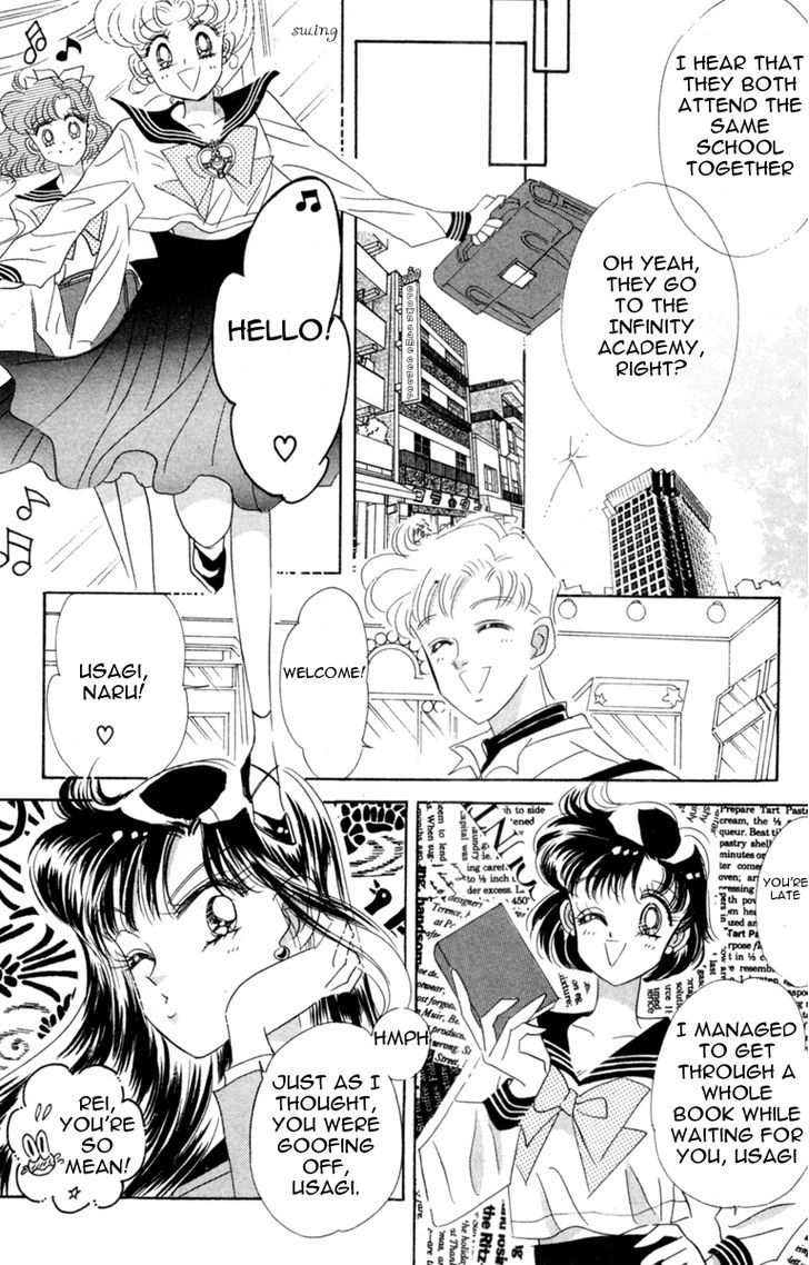 Sailor Moon, Cahpter 27 image 027