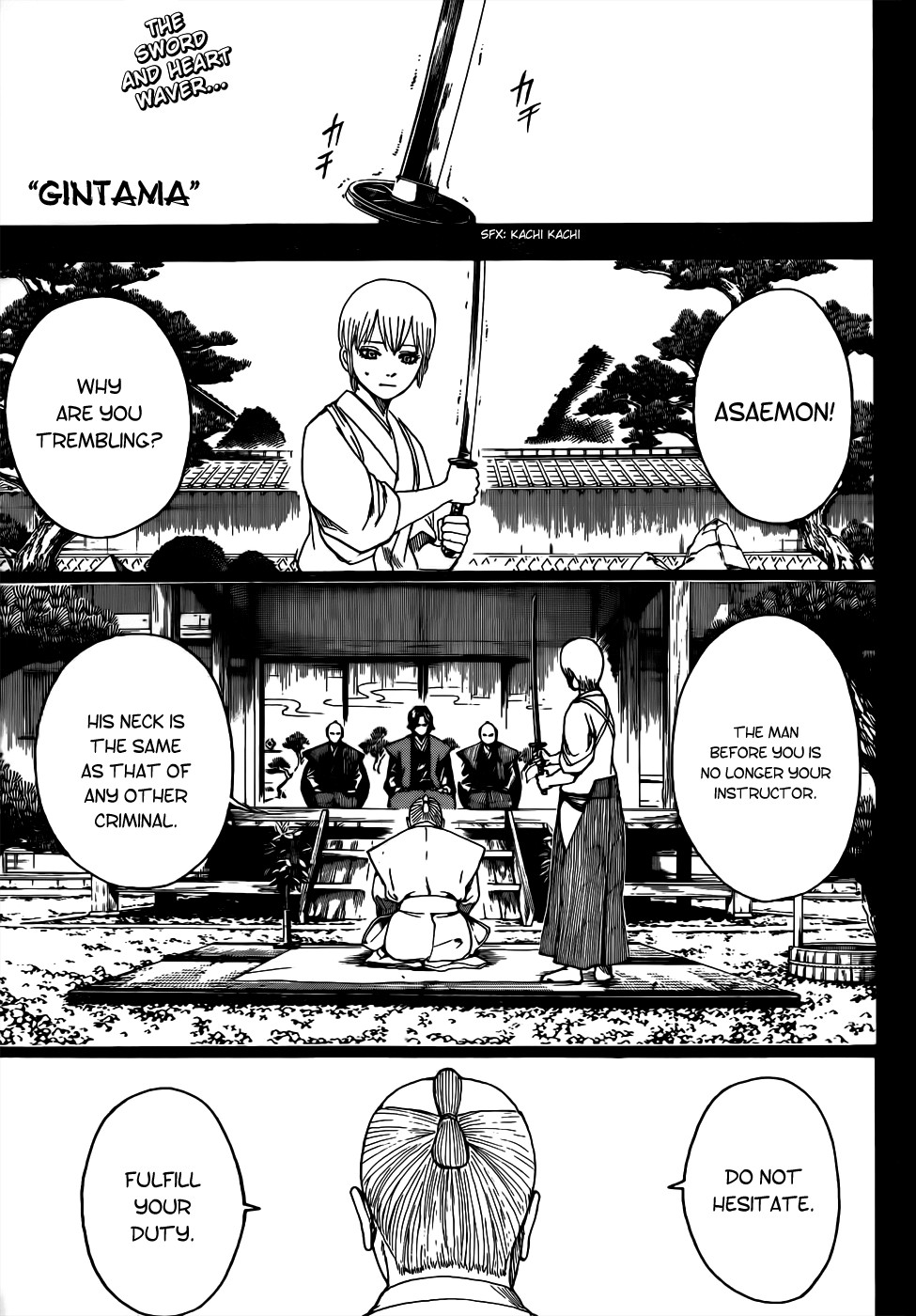 Gintama Chapter, 464 image 001