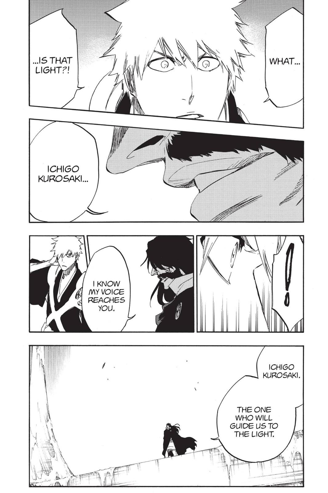 Bleach, Chapter 585 image 002