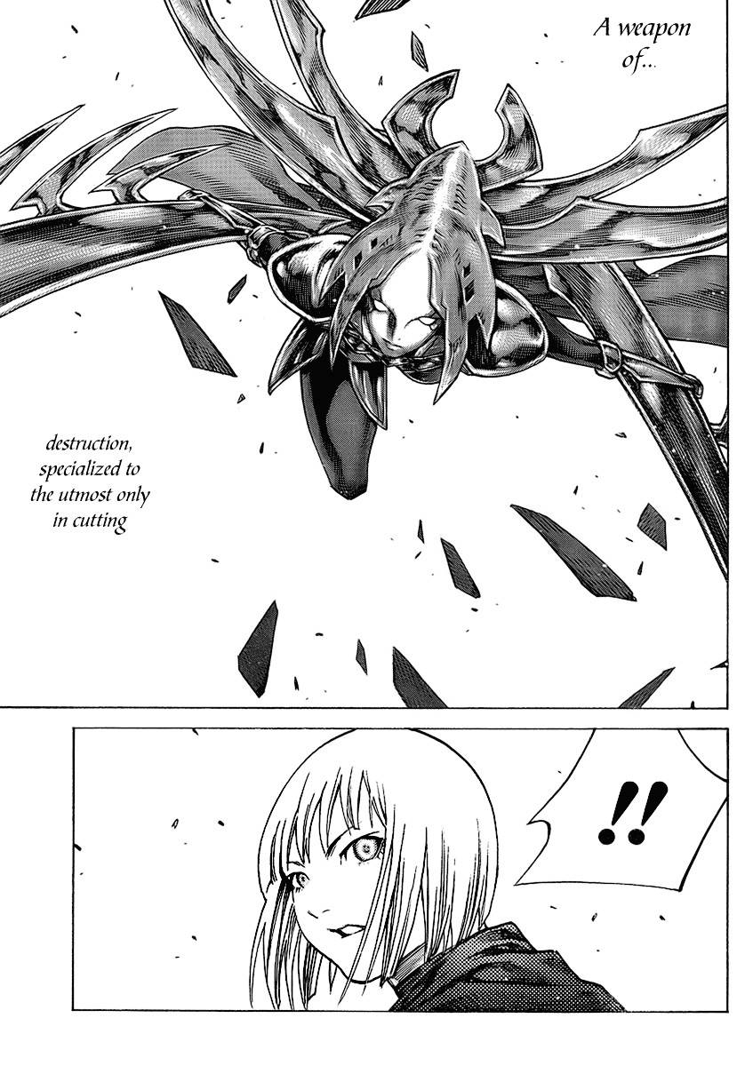 Claymore, Chapter 94 image 014