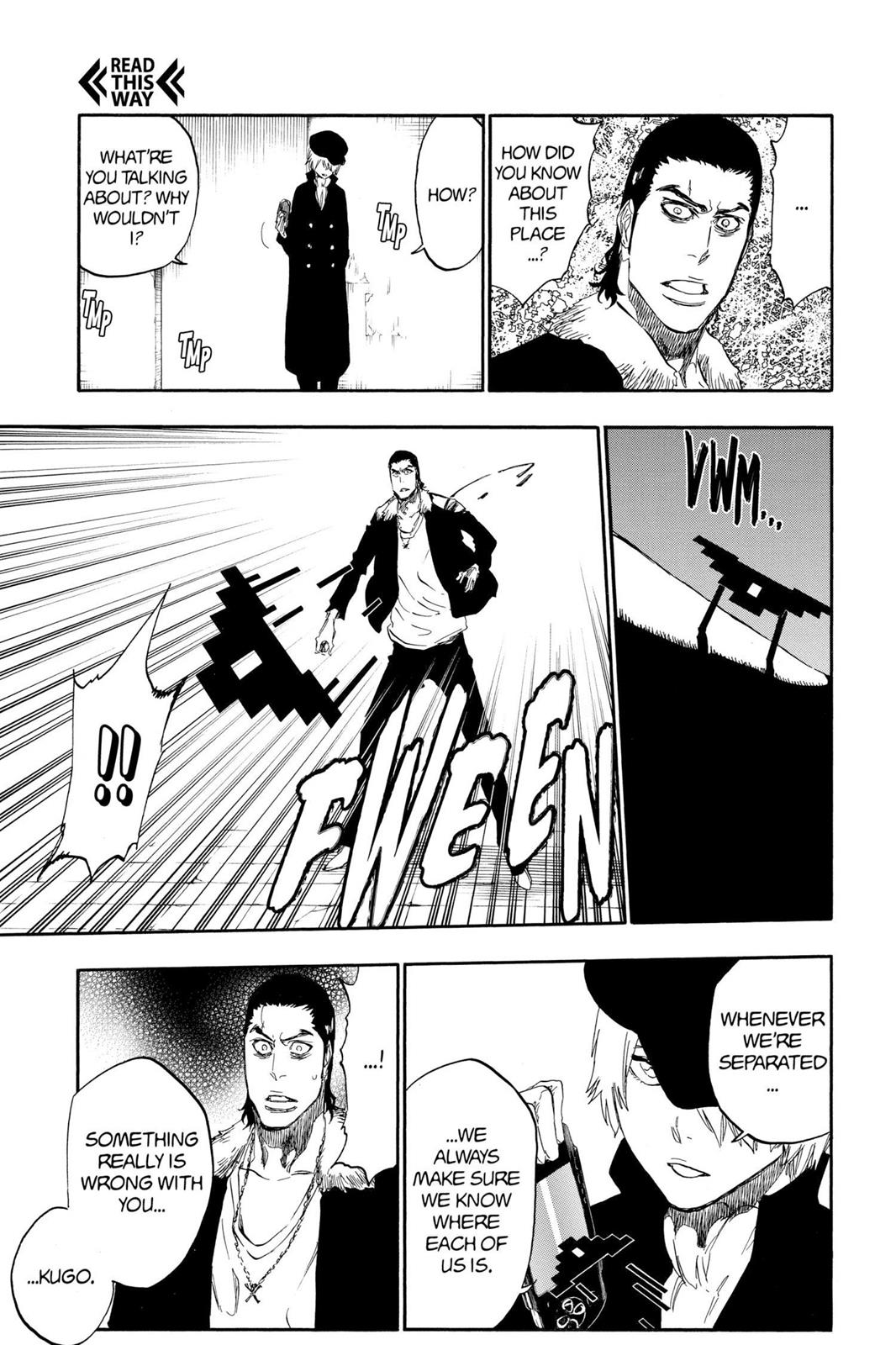 Bleach, Chapter 454 image 015