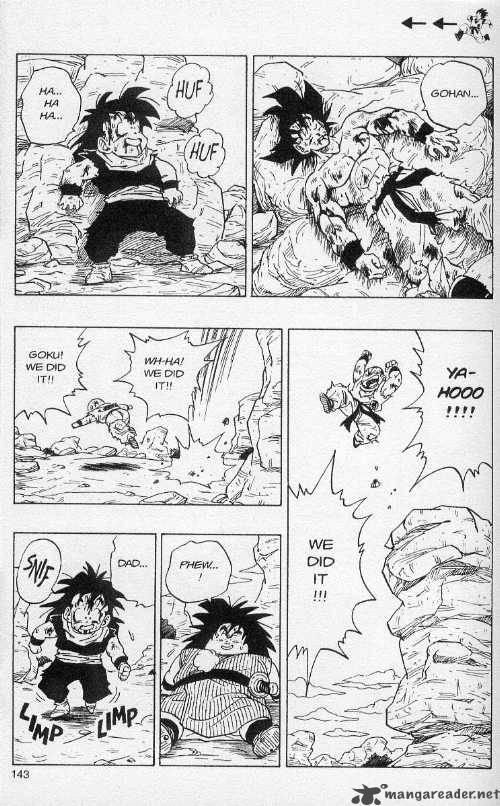 Dragon Ball, Chapter 238 image 002