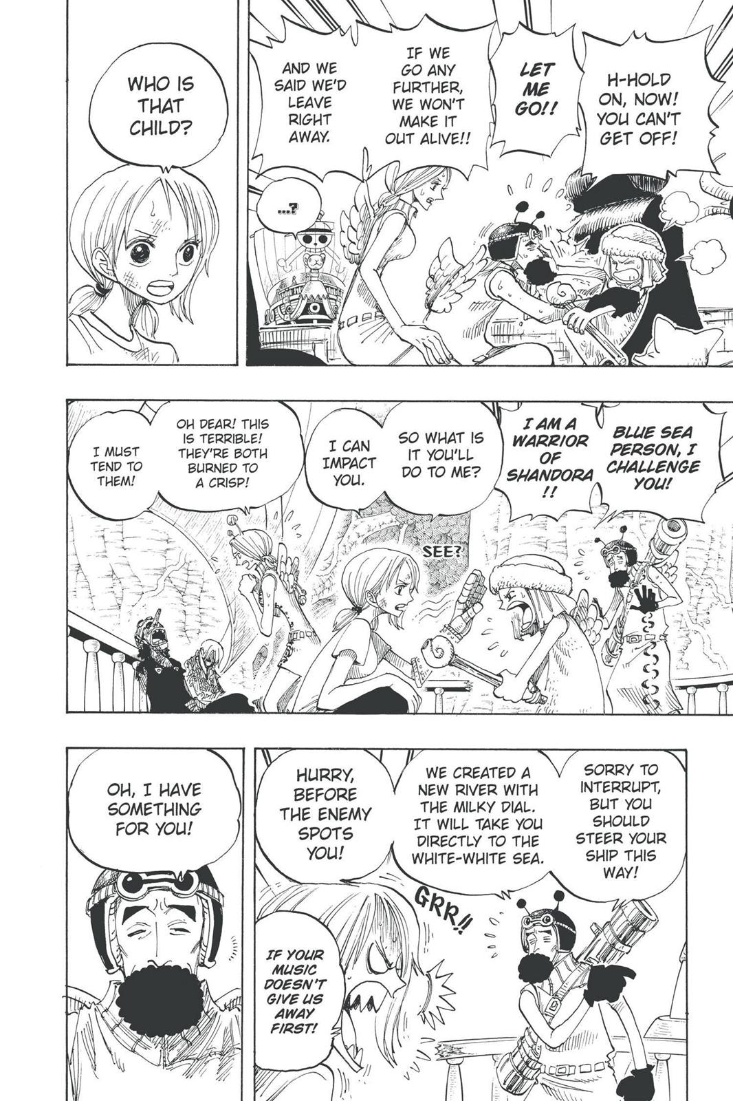 One Piece, Chapter 264 image 006