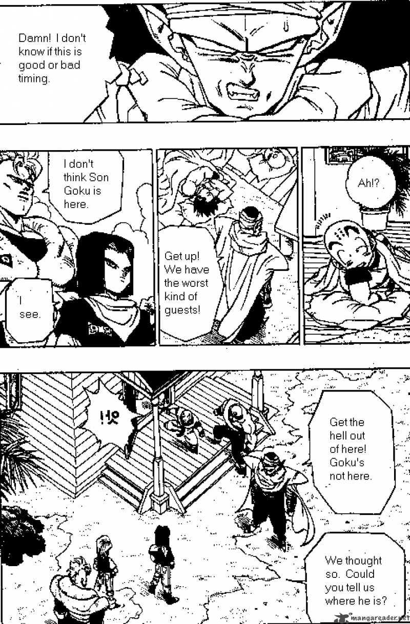 Dragon Ball, Chapter 366 image 013