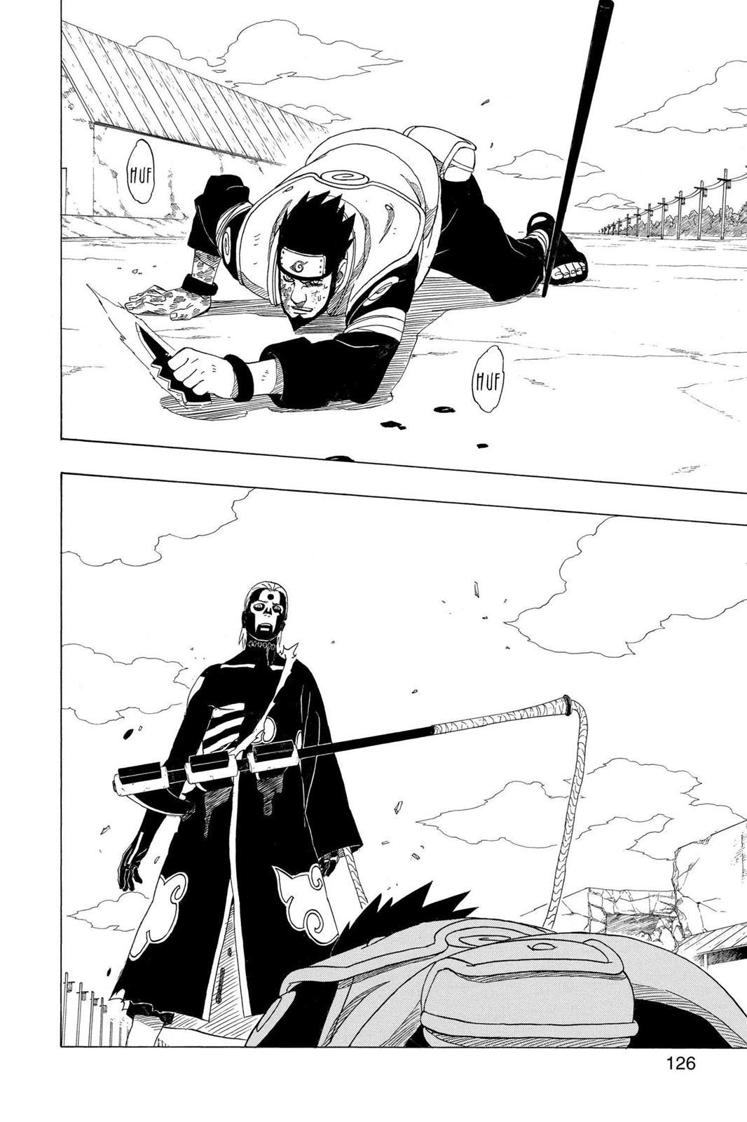 Naruto, Chapter 326 image 012