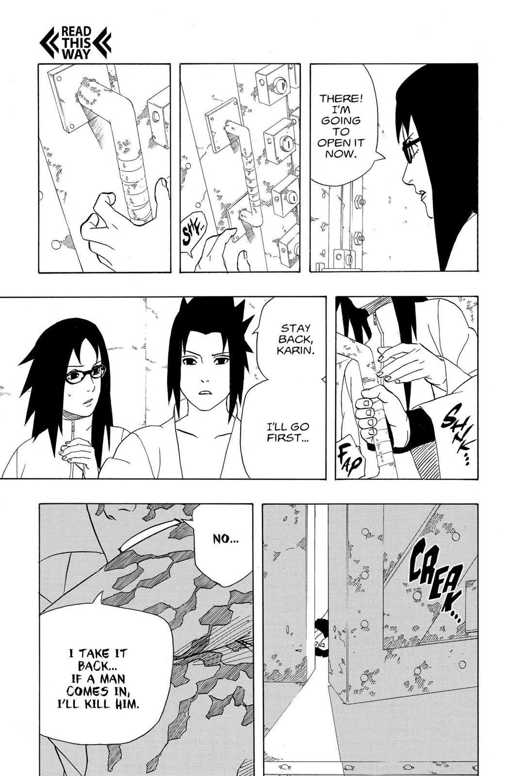 Naruto, Chapter 350 image 024