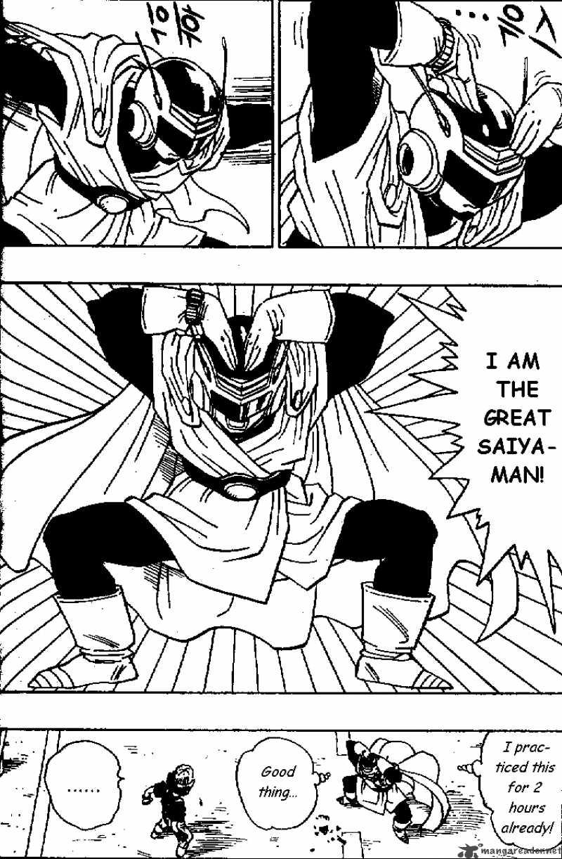 Dragon Ball, Chapter 426 image 003