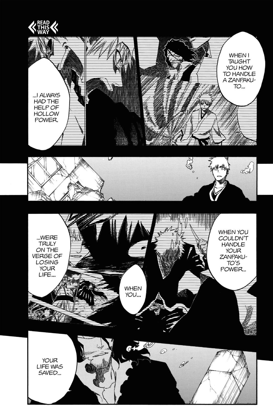 Bleach, Chapter 541 image 015