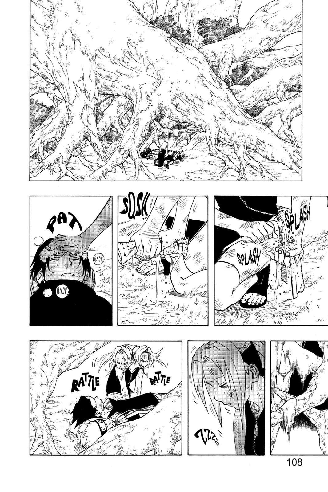Naruto, Chapter 51 image 002