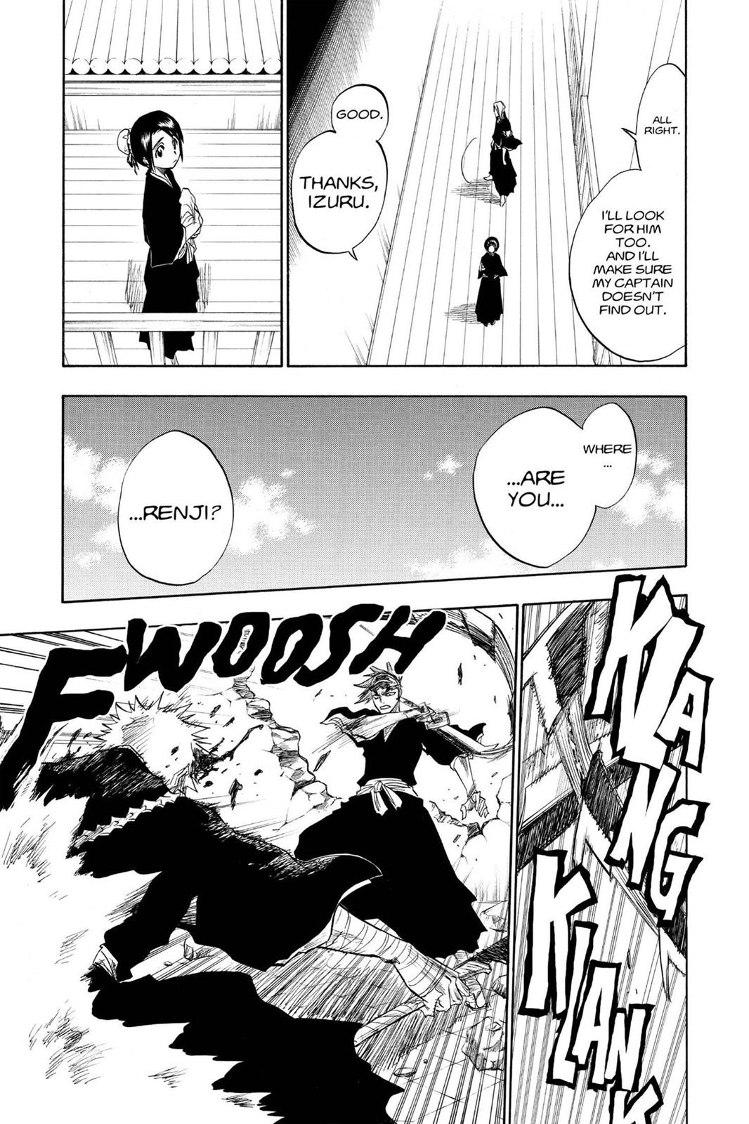Bleach, Chapter 96 image 011