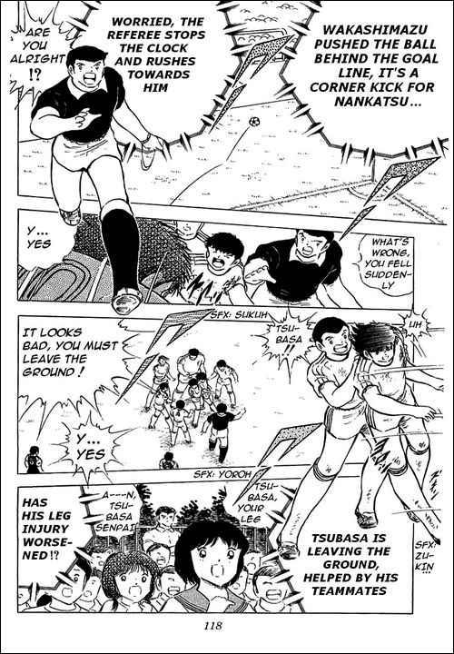 Captain Tsubasa, Chapter 78 image 086