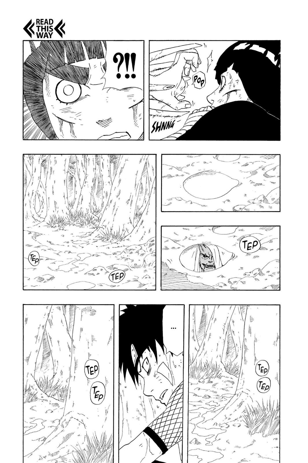 Naruto, Chapter 212 image 011
