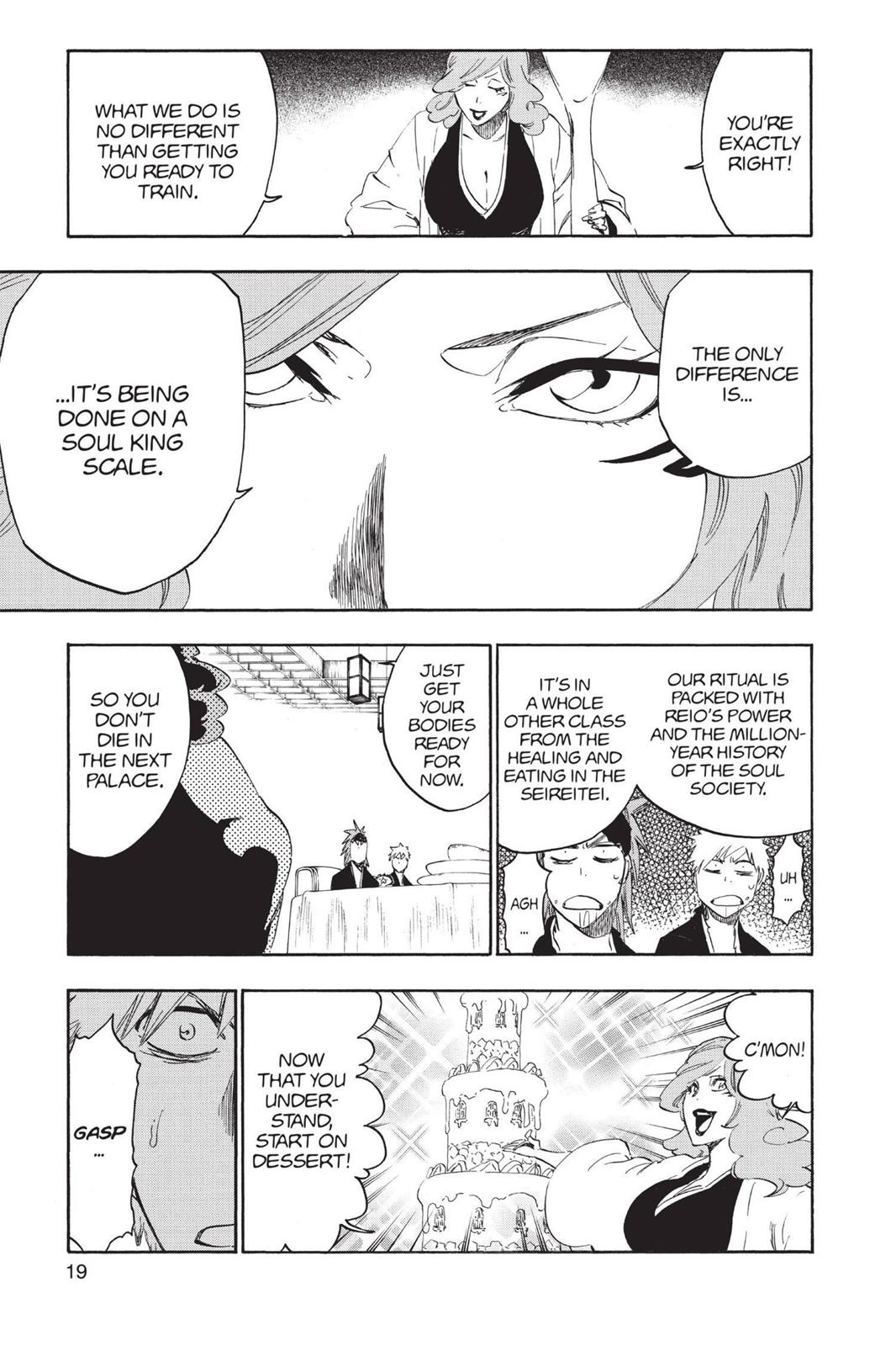 Bleach, Chapter 521 image 019