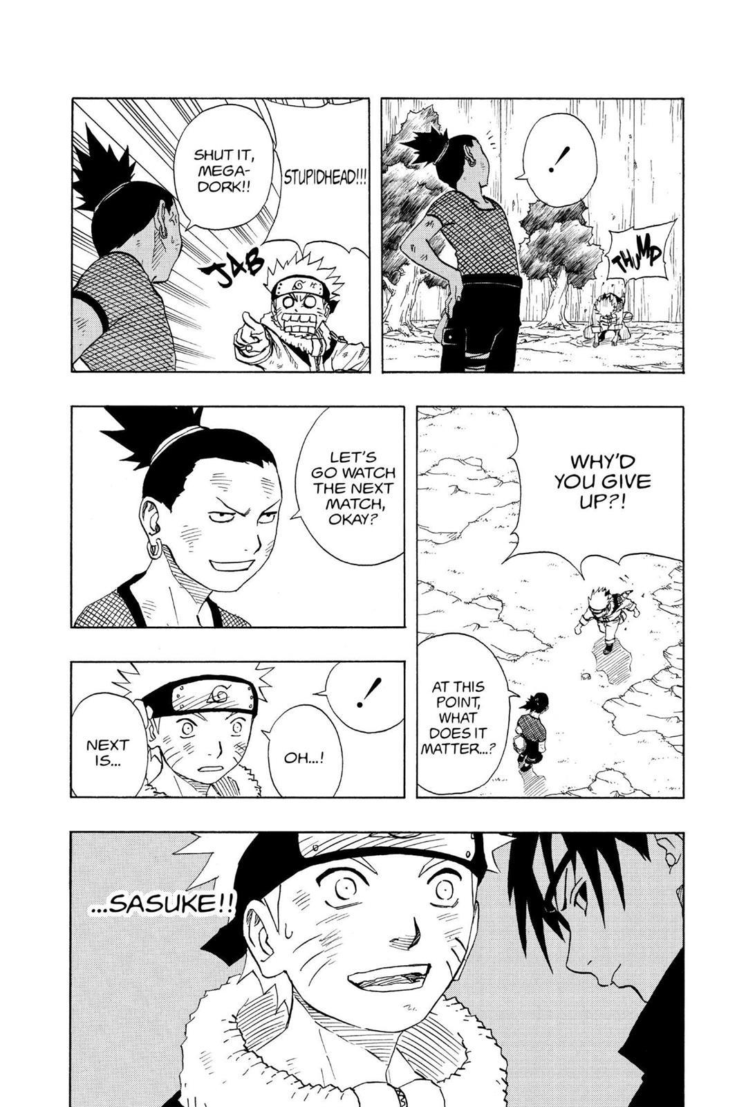 Naruto, Chapter 109 image 013