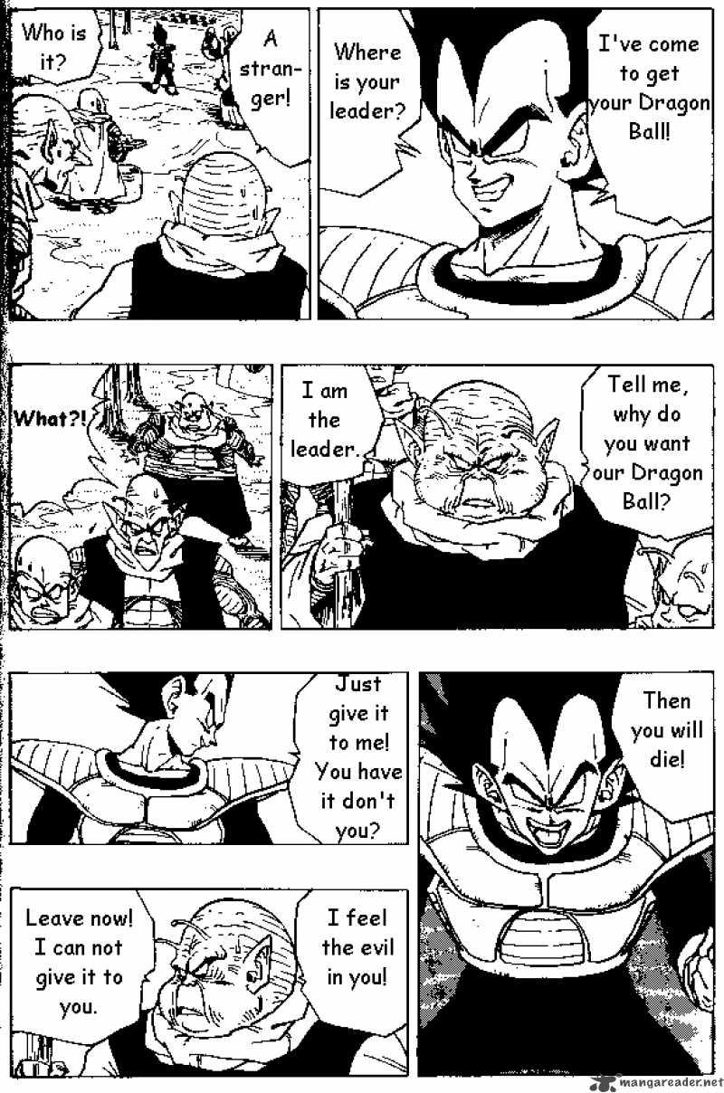 Dragon Ball, Chapter 259 image 005