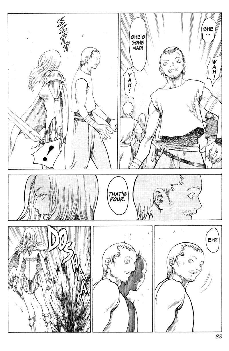 Claymore, Chapter 12 image 017