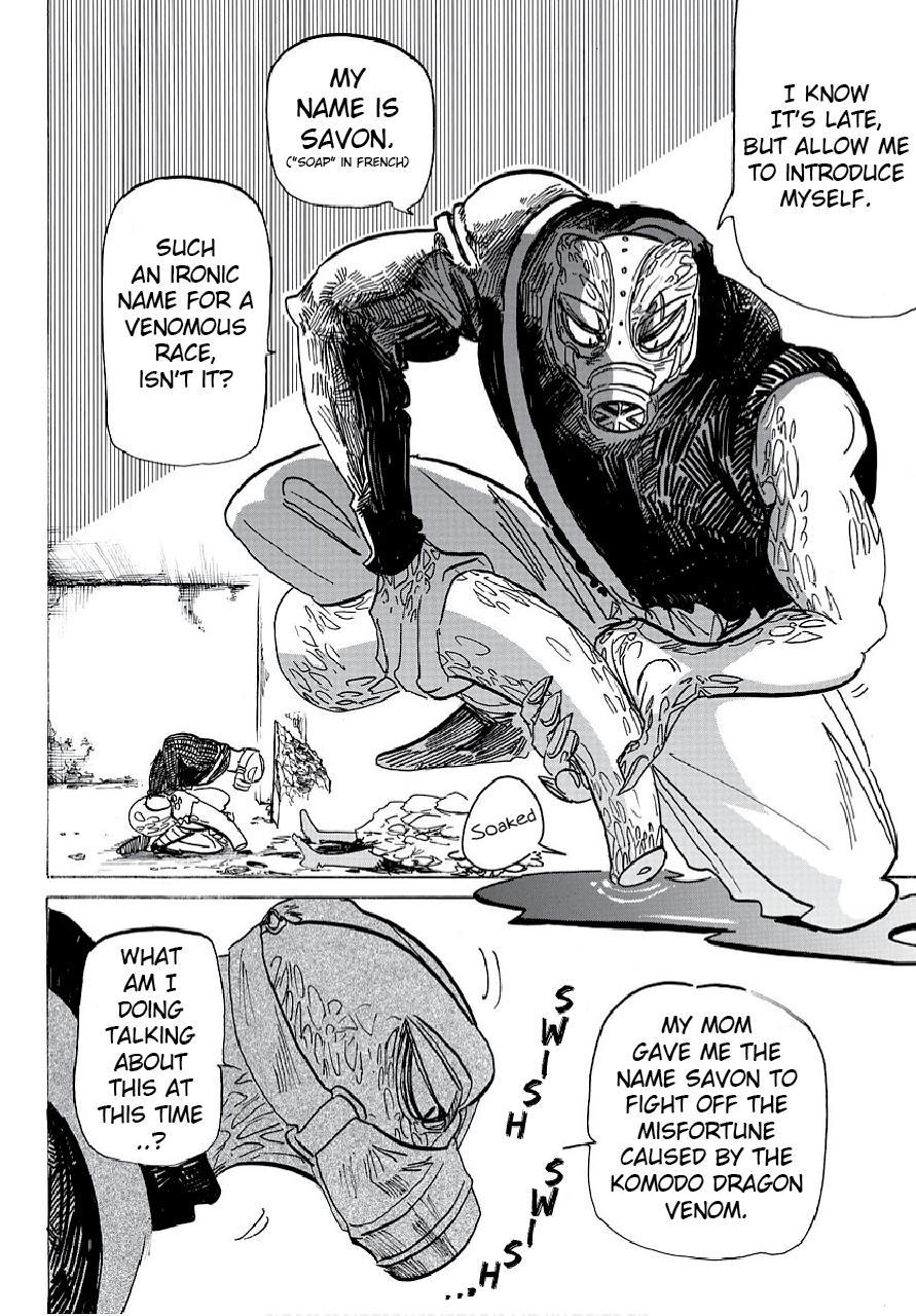 Beastars Manga, Chapter 178 image 004