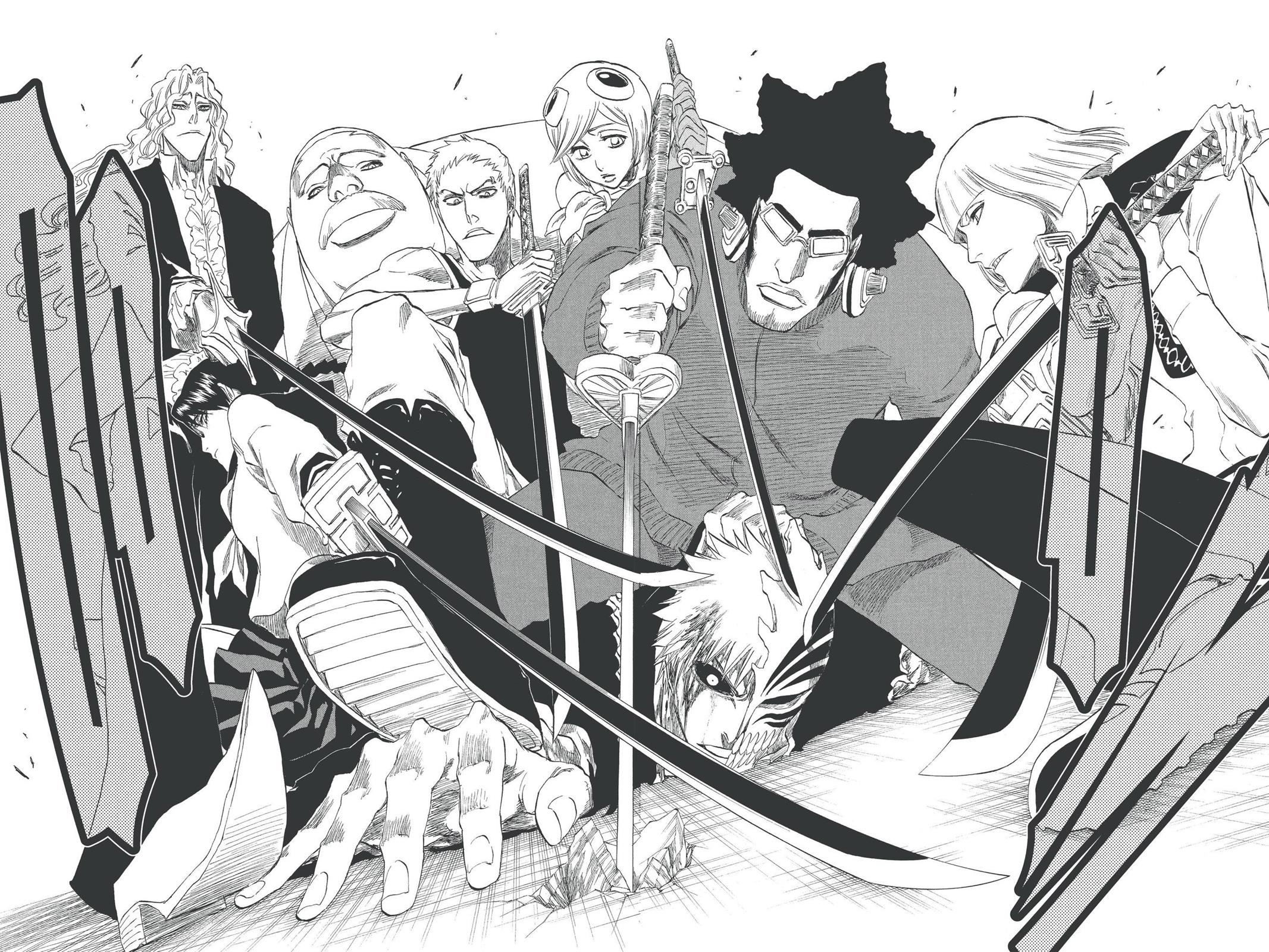 Bleach, Chapter 216 image 015