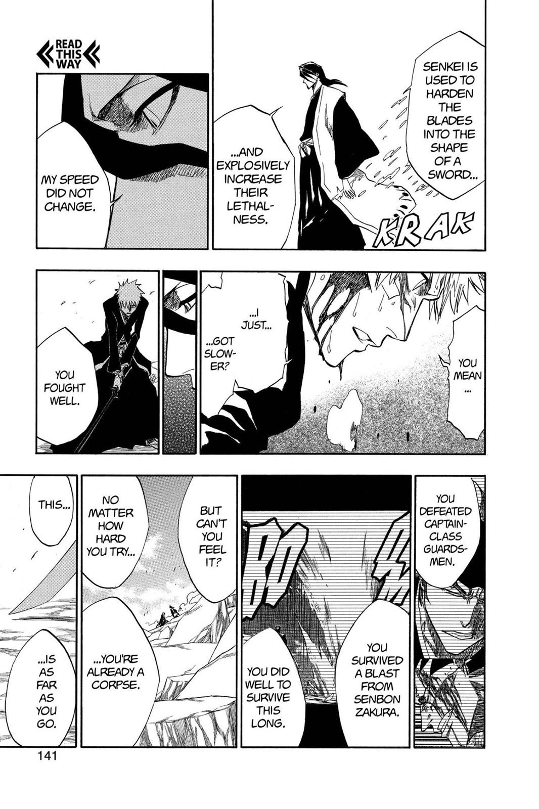 Bleach, Chapter 165 image 015