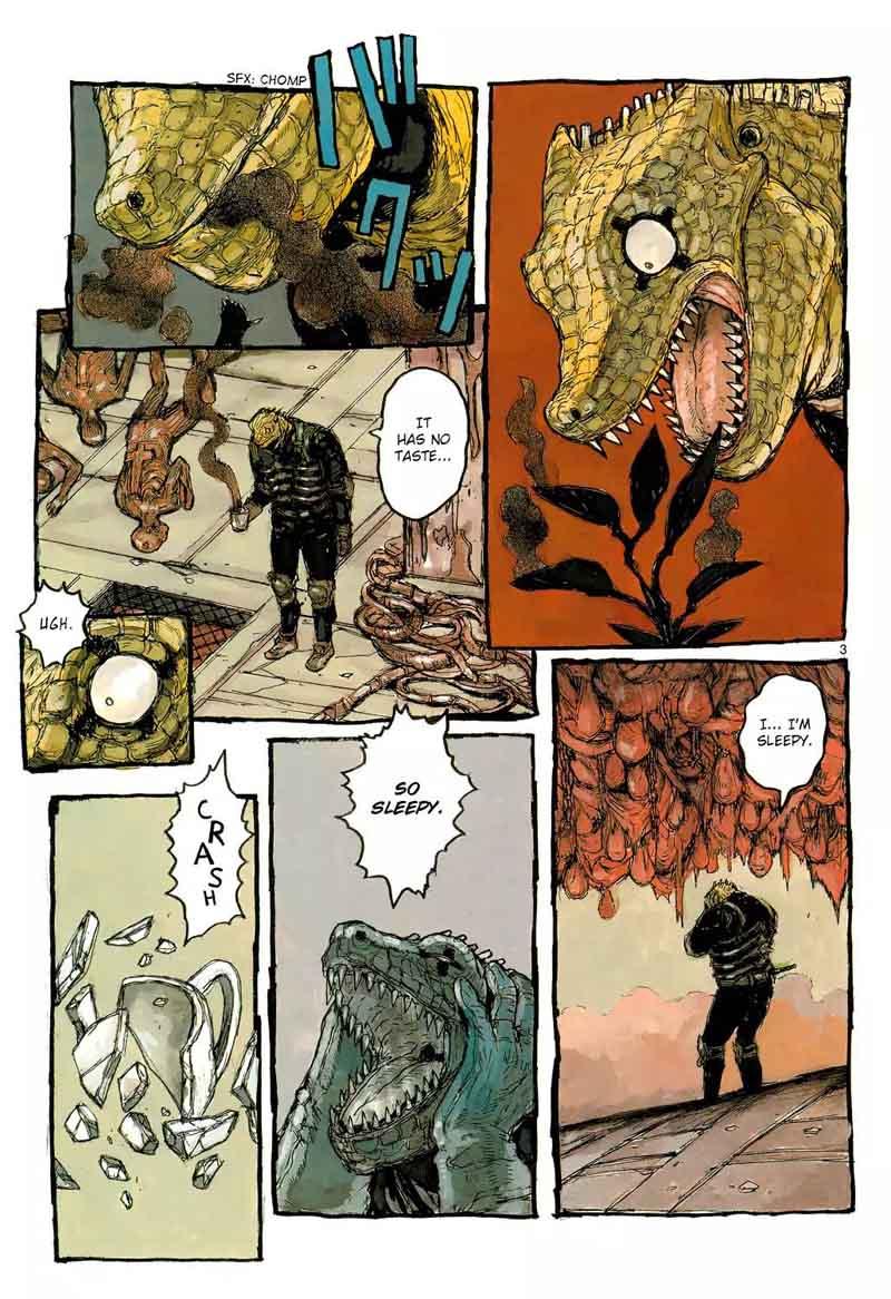 Dorohedoro, Chapter 156 image 030