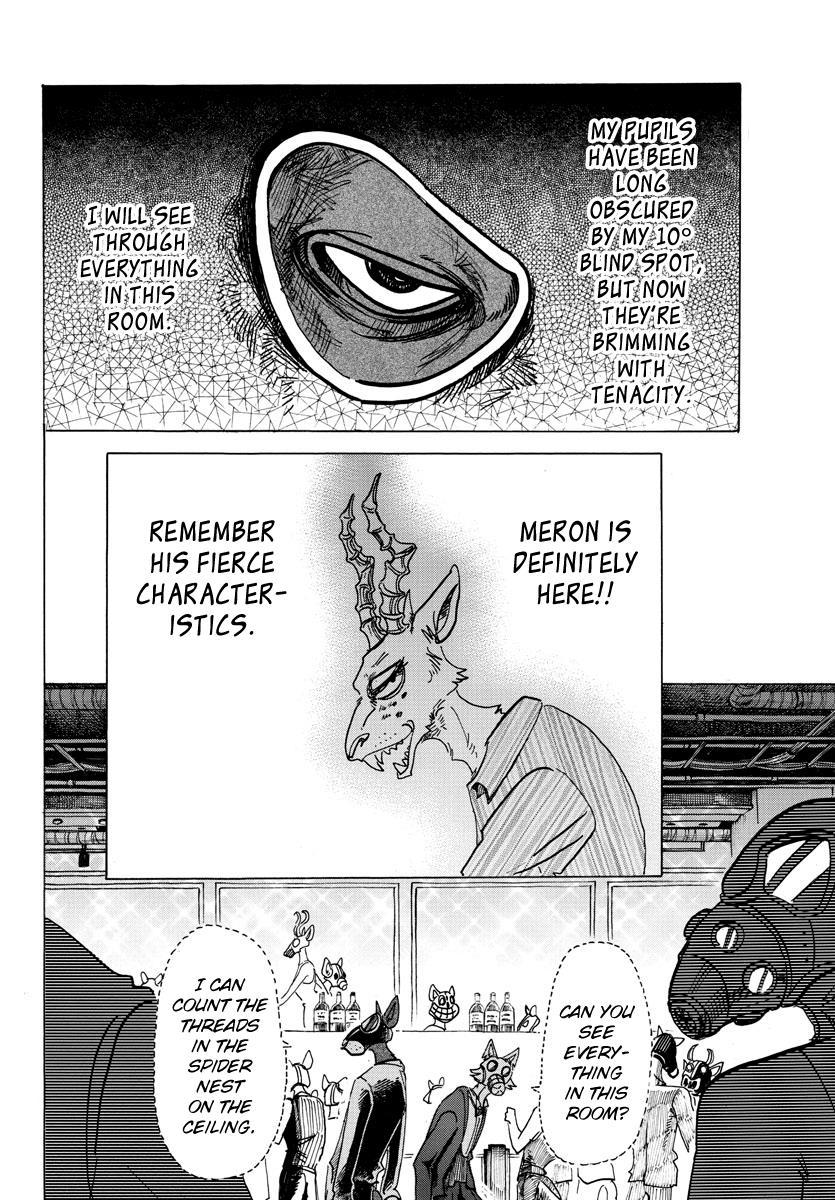 Beastars Manga, Chapter 128 image 010