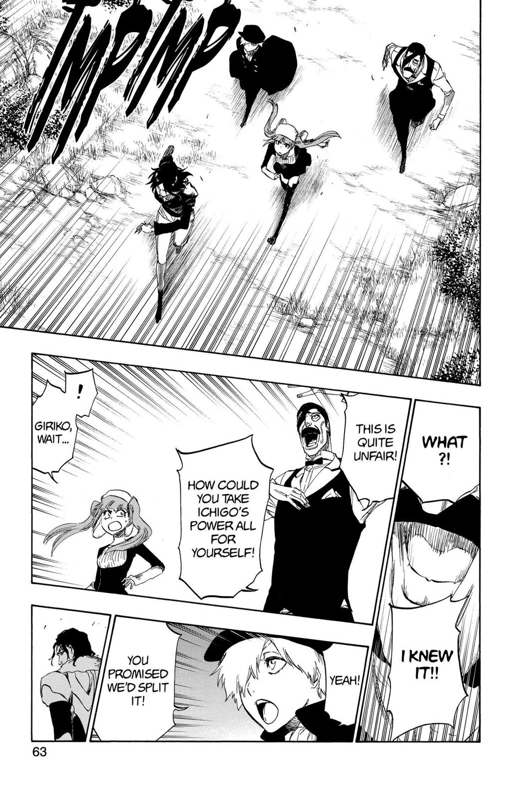 Bleach, Chapter 462 image 015