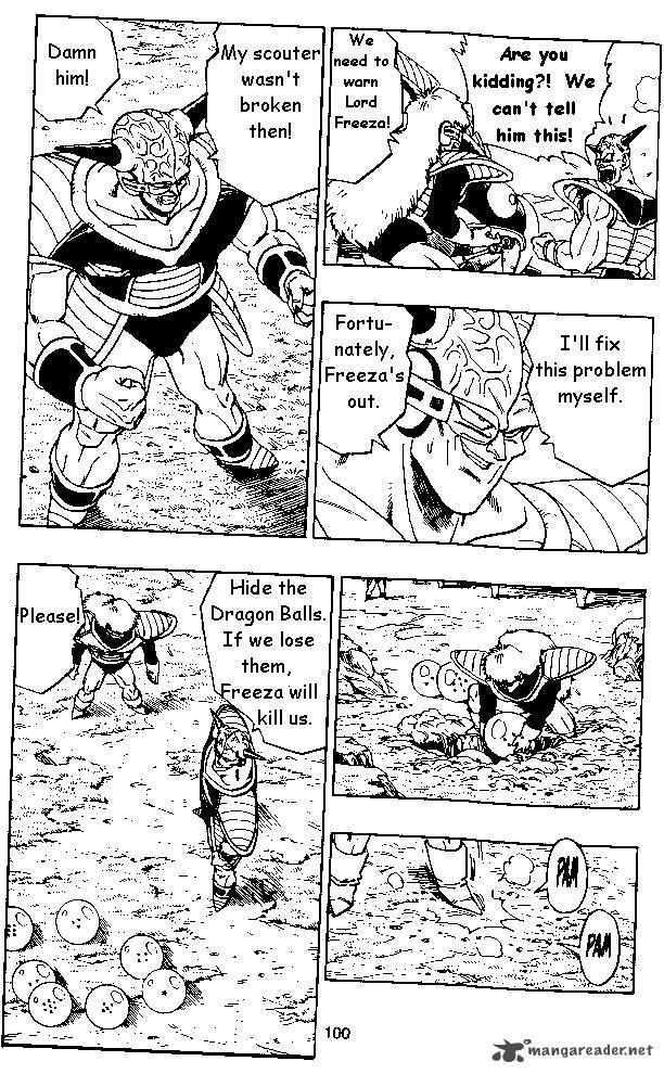 Dragon Ball, Chapter 283 image 004