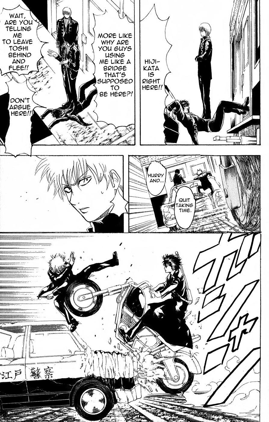 Gintama Chapter, 164 image 012