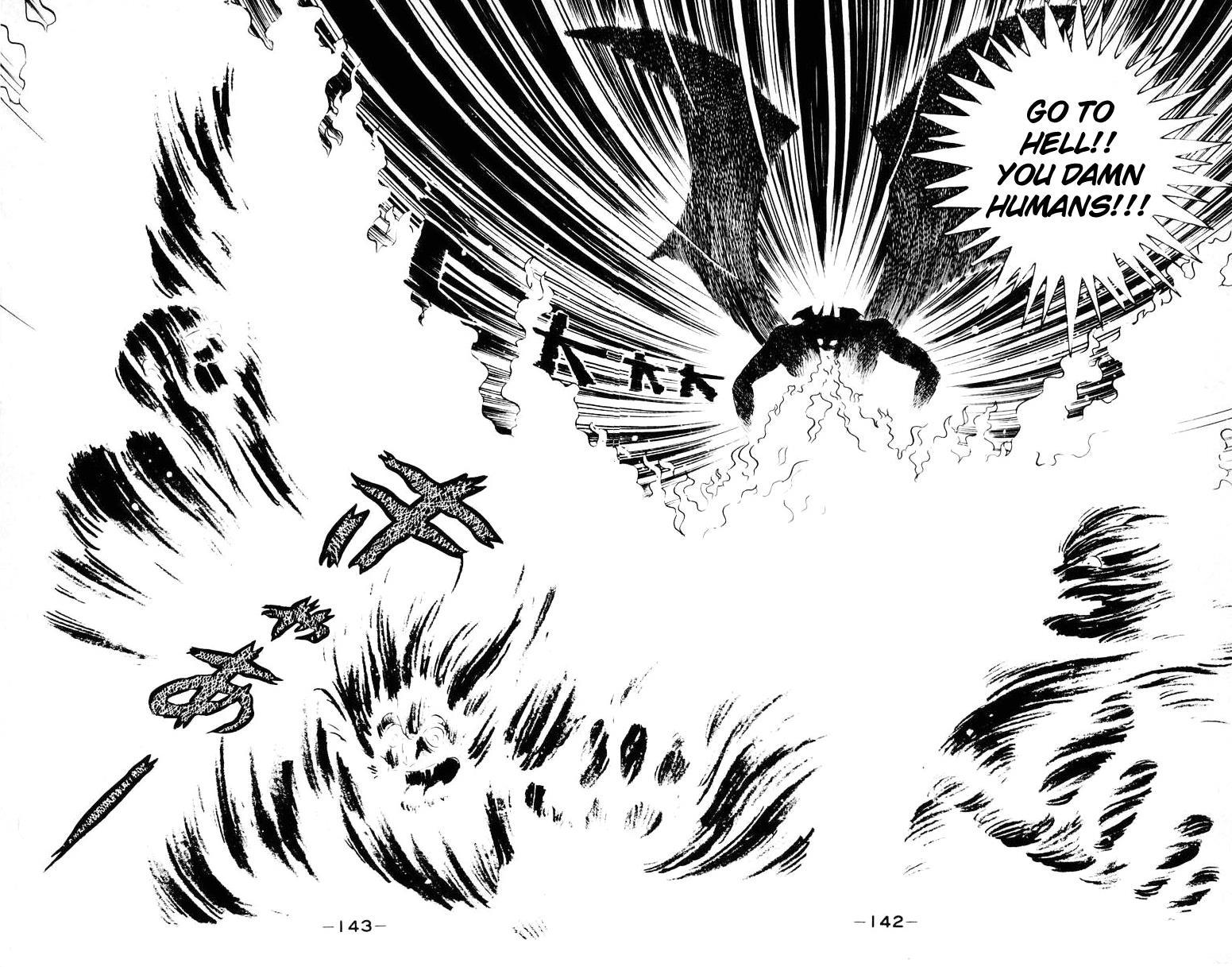 Devilman, Chapter 5 image 133