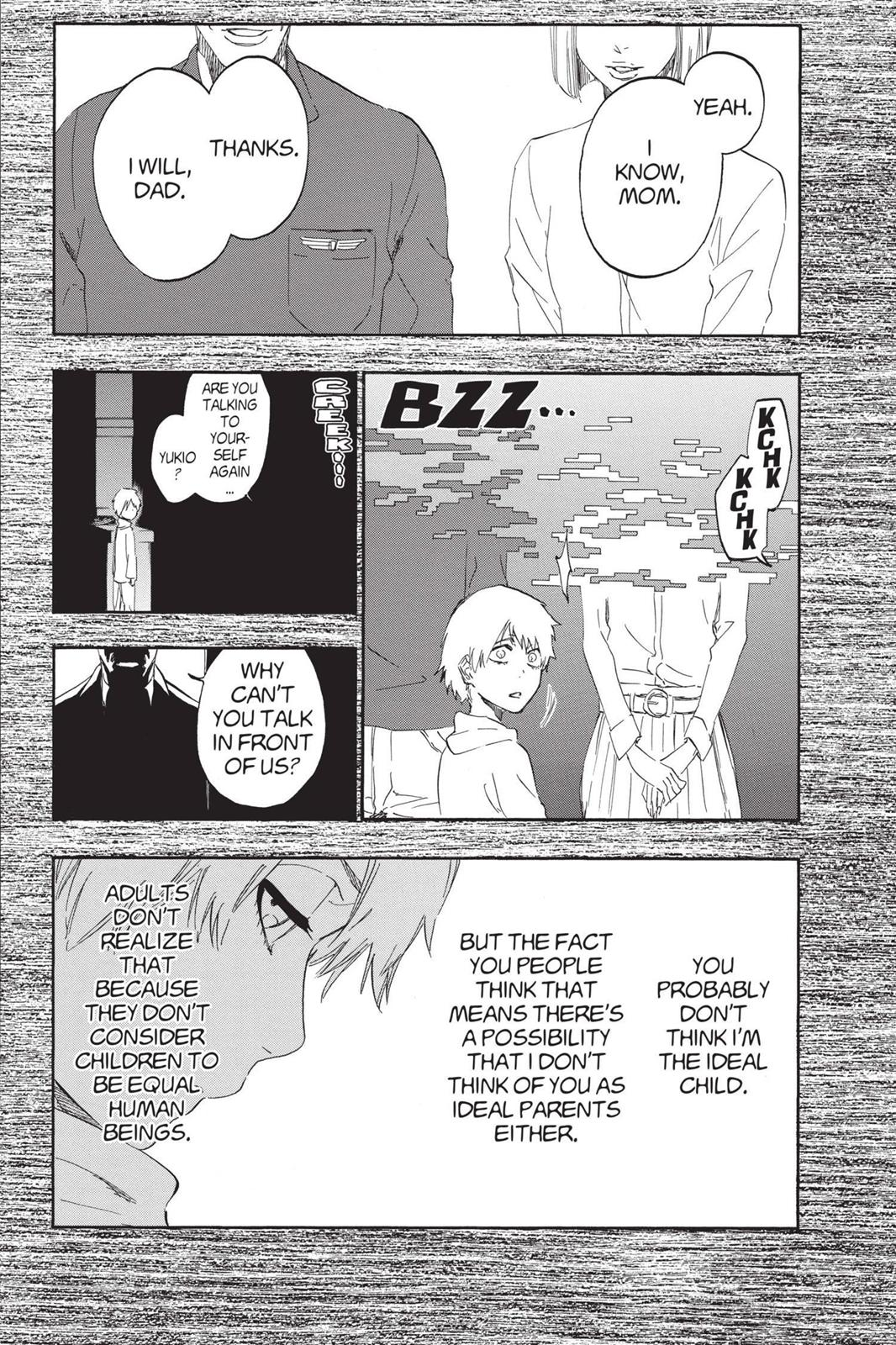 Bleach, Chapter 471 image 008