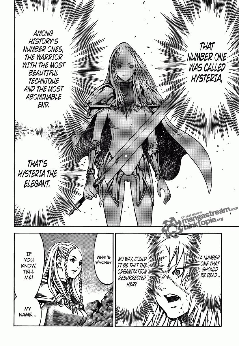 Claymore, Chapter 116 image 018