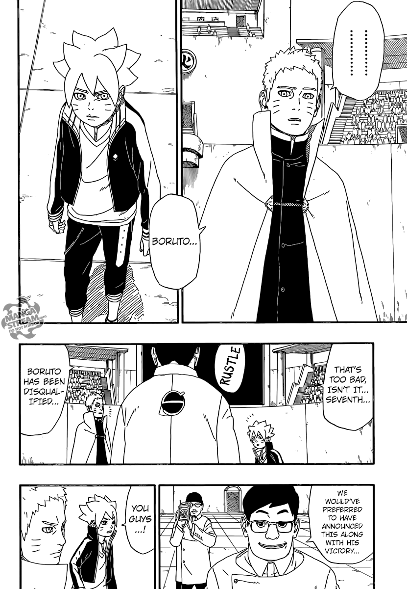 Boruto Manga, Chapter 5 image 007