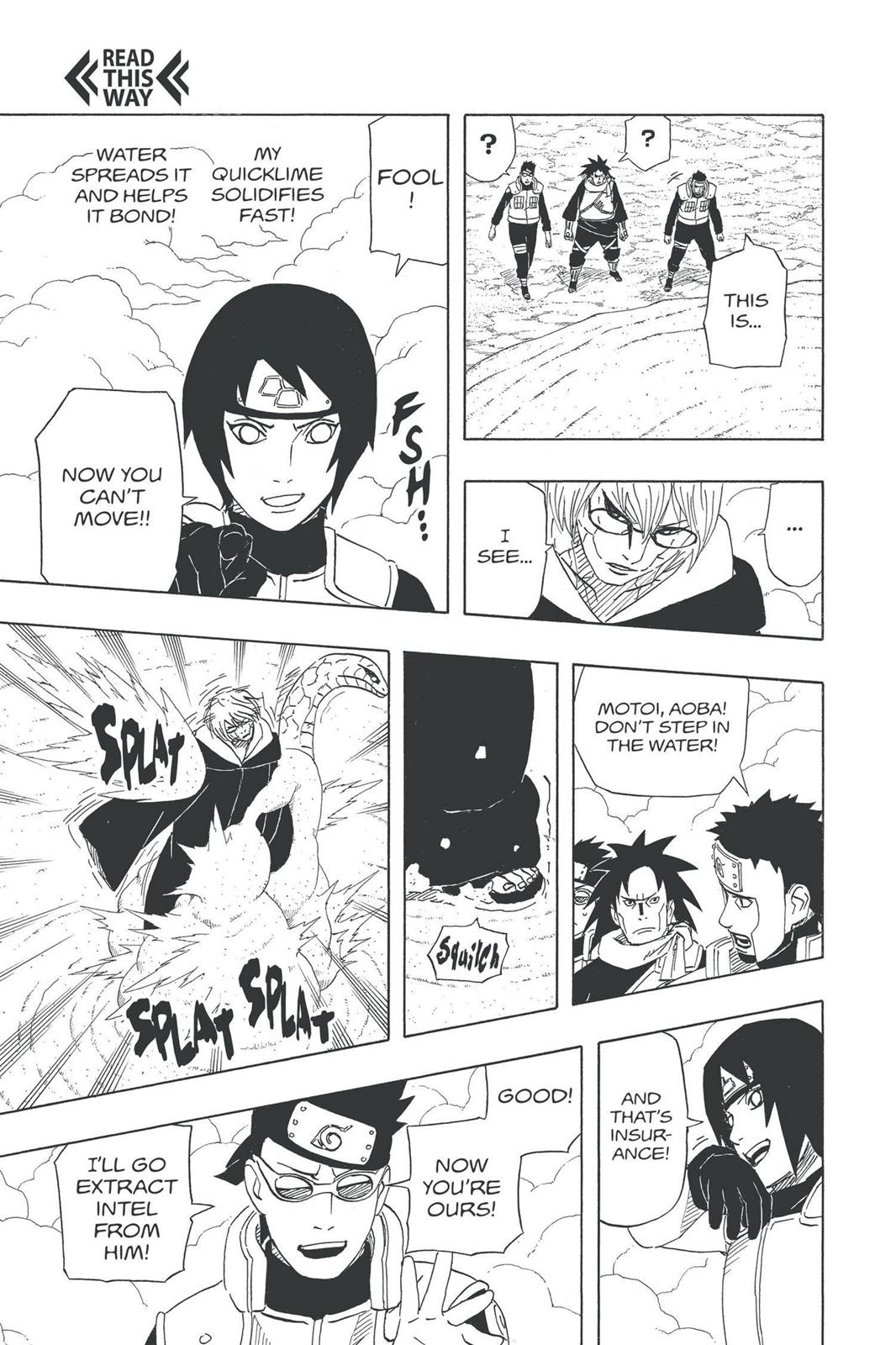 Naruto, Chapter 514 image 009