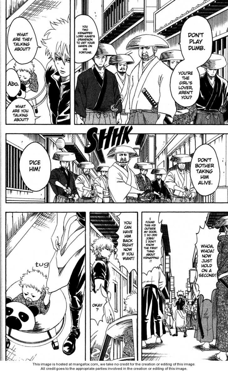 Gintama Chapter, 78 image 004