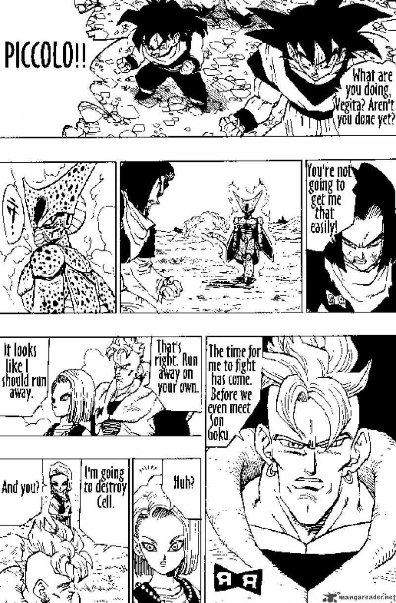 Dragon Ball, Chapter 370 image 015