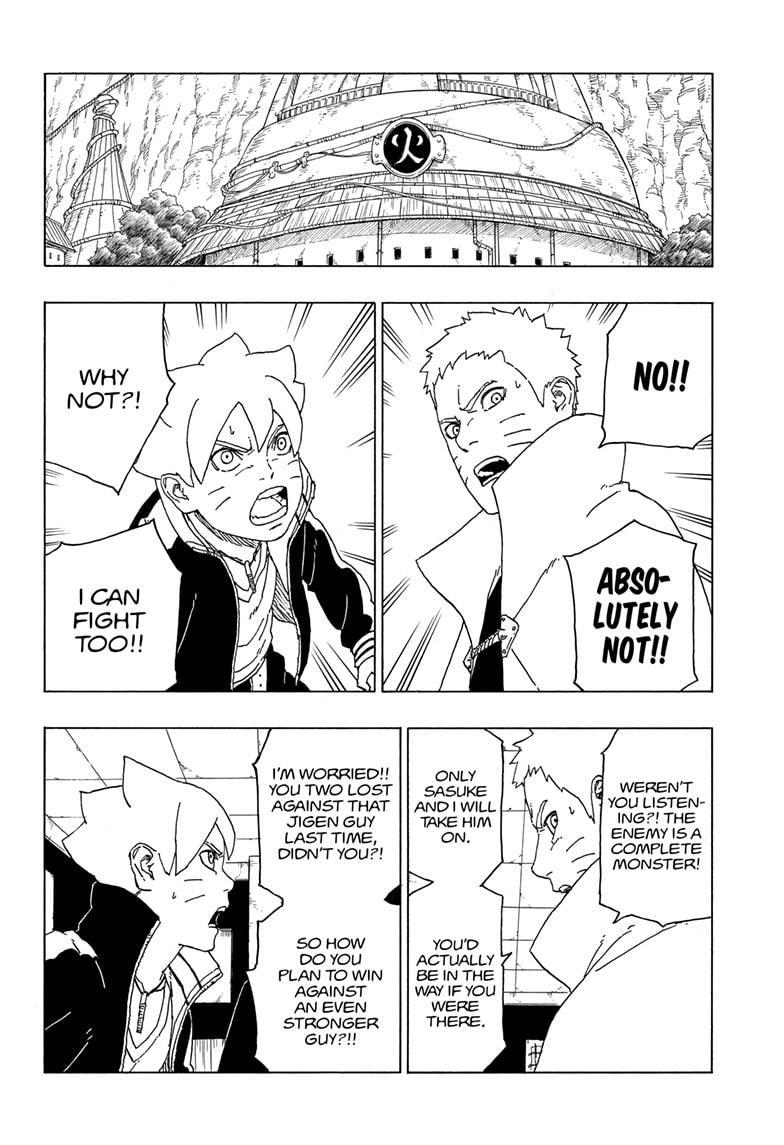 Boruto Manga, Chapter 48 image 038