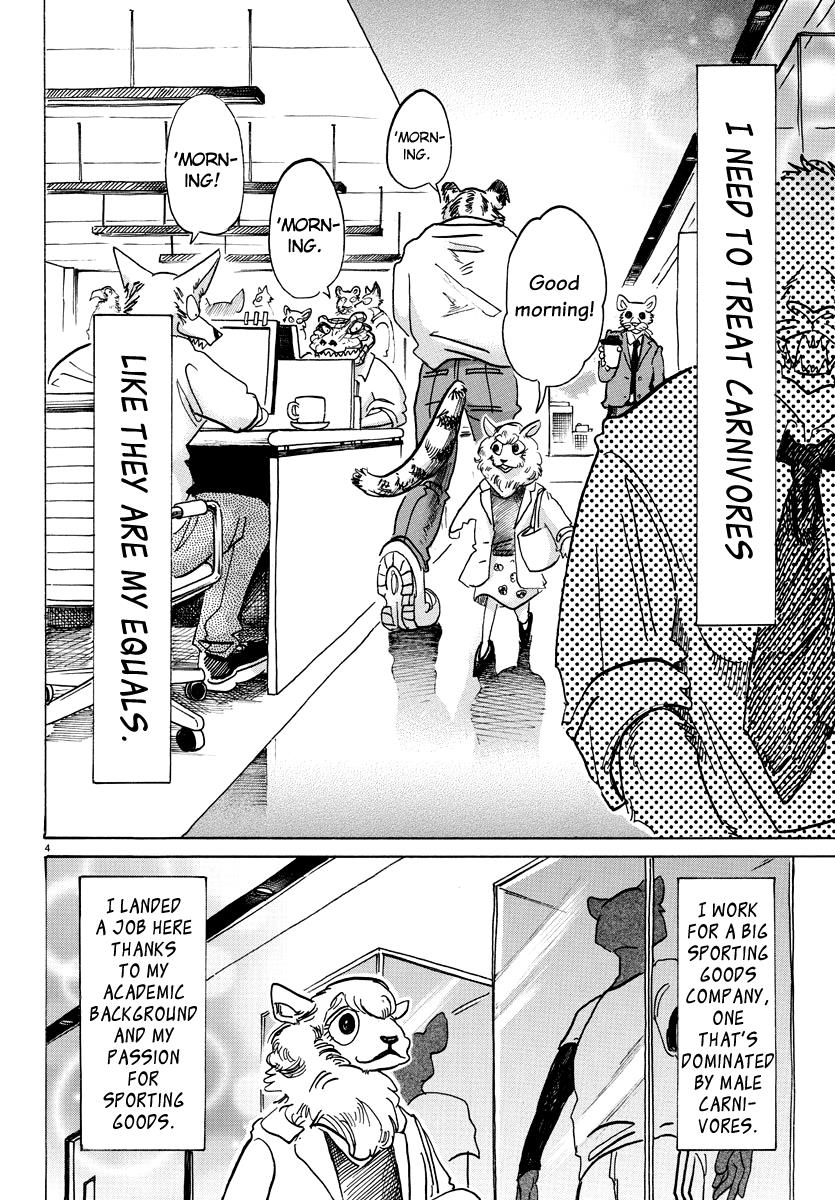 Beastars Manga, Chapter 100 image 005