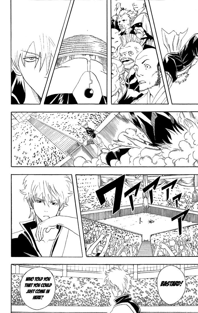 Gintama Chapter, 44 image 009