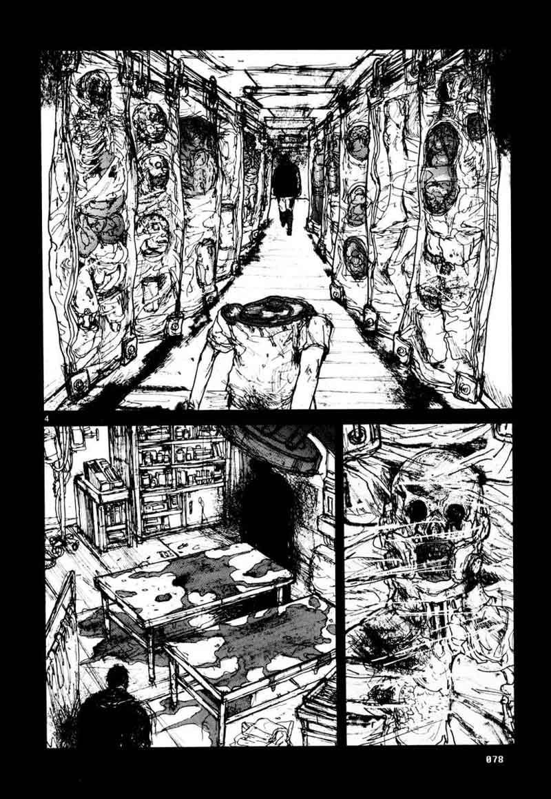 Dorohedoro, Chapter 77 image 004