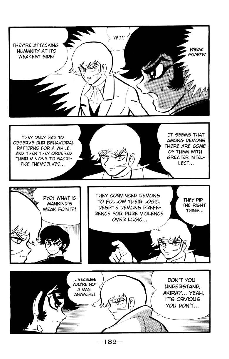 Devilman, Chapter 3 image 183