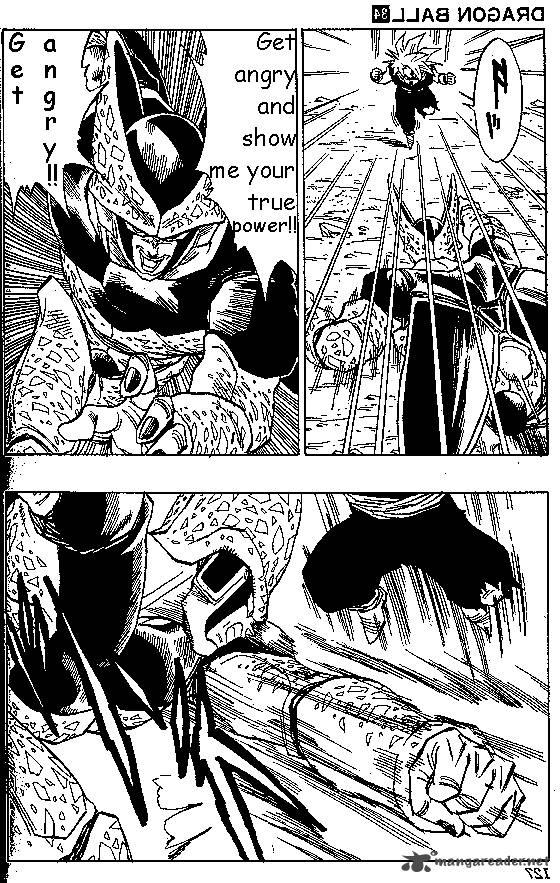 Dragon Ball, Chapter 406 image 003