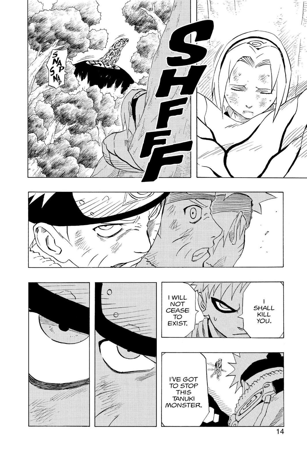 Naruto, Chapter 136 image 015