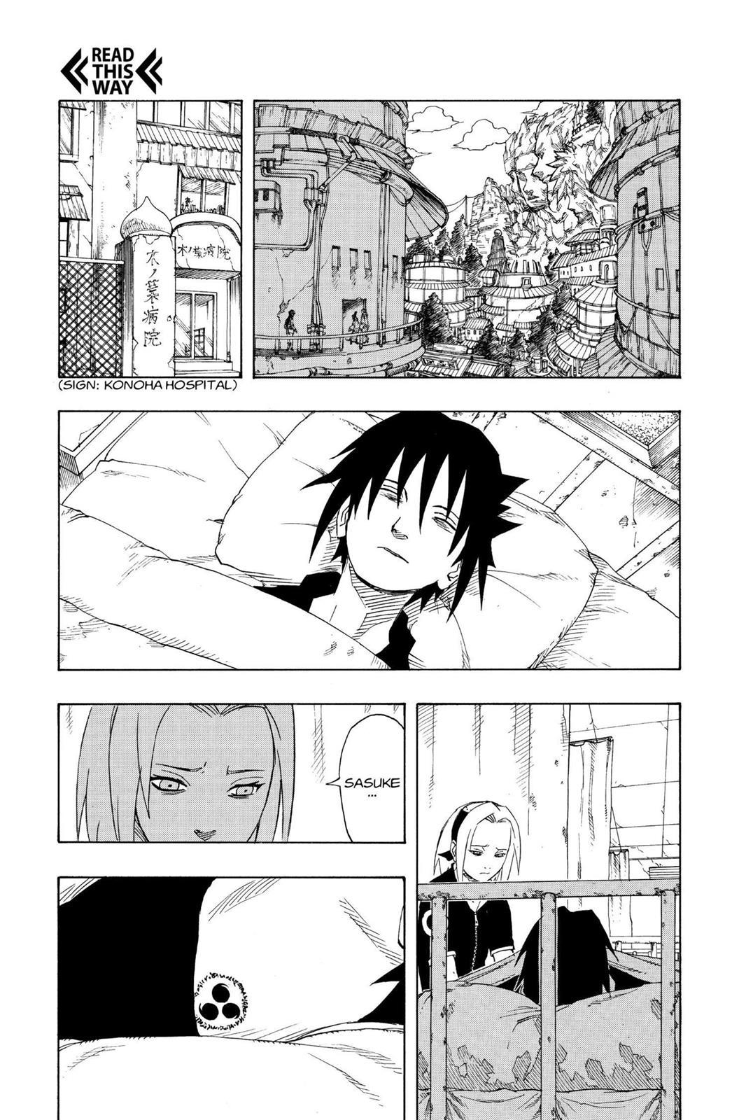 Naruto, Chapter 153 image 009