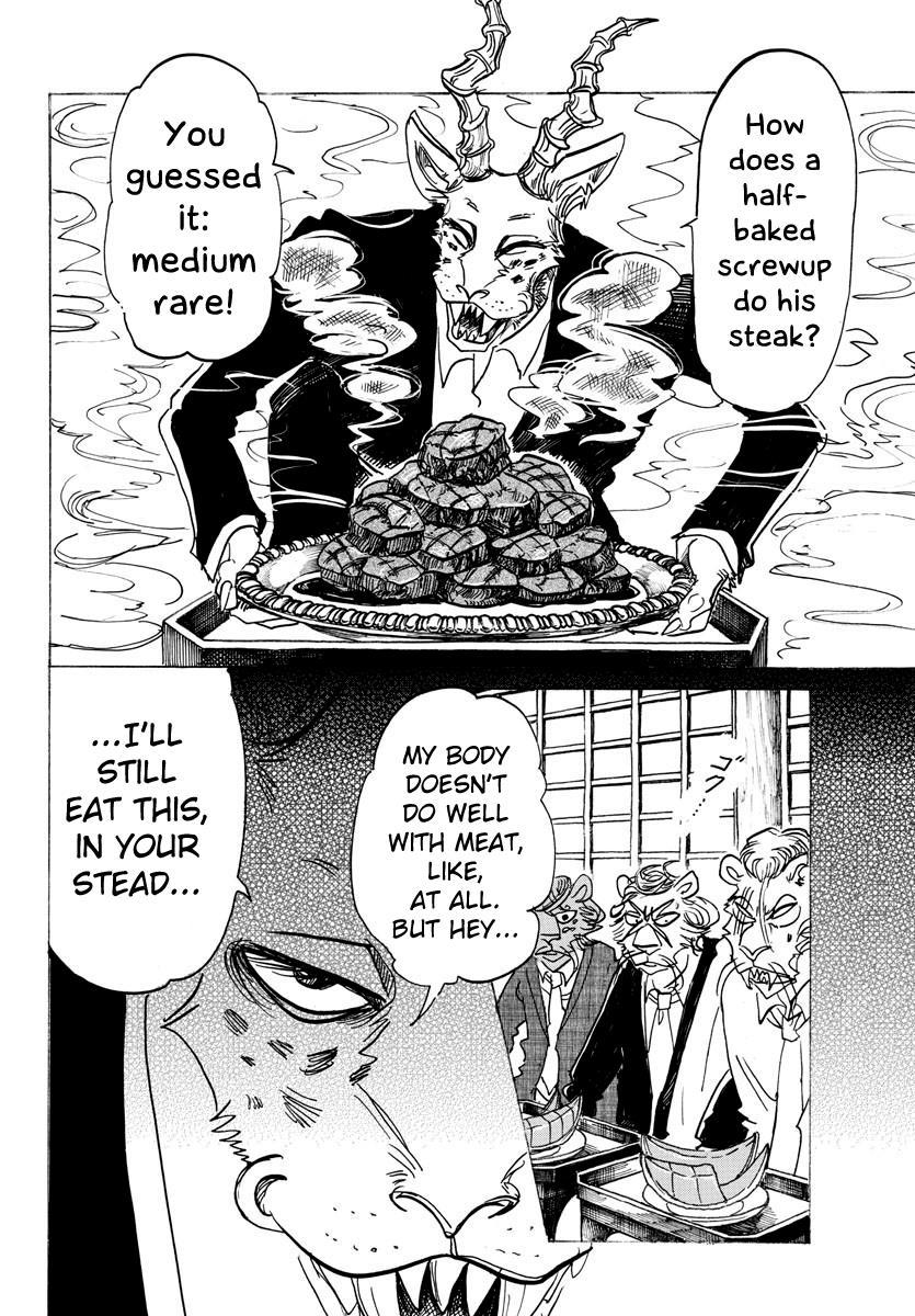 Beastars Manga, Chapter 131 image 014