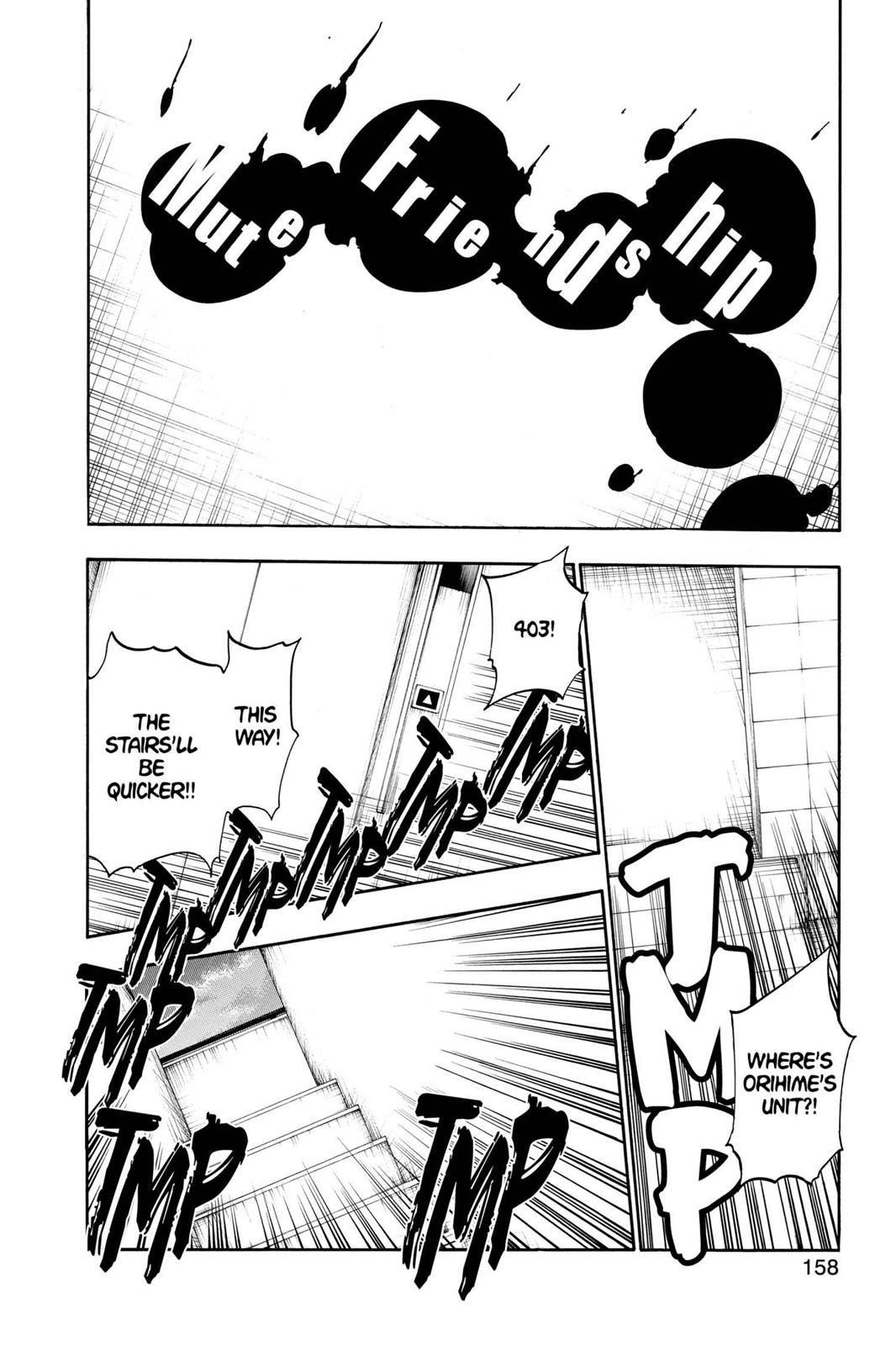 Bleach, Chapter 440 image 008
