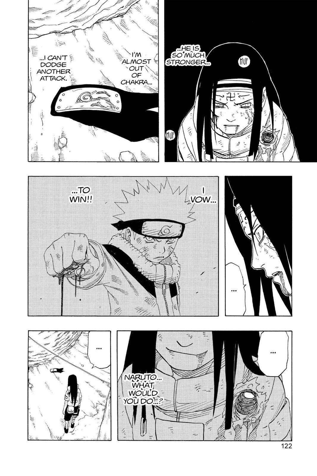 Naruto, Chapter 196 image 016